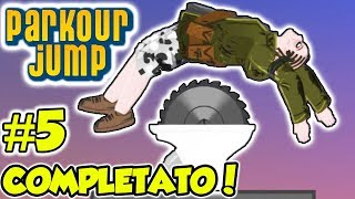 PARKOUR JUMP - COMPLETATO! - Android - (Salvo Pimpo's)