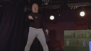 Along Came Polly - Sandy Lyle plays in Jesus Christ Superstar