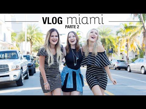 Vlog Miami {Parte 2} - Comprinhas, fotos e muitas risadas!