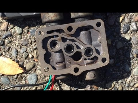 Fix Odyssey P0740 TCS Transmission Problem - YouTube