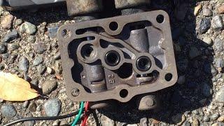 Fix Odyssey P0740 TCS Transmission Problem