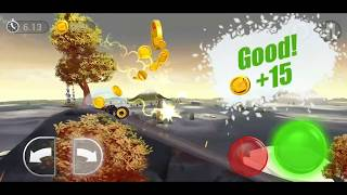 Elite Trials #1 - Best Android GamePlay - First Tracks with Backflips and 3 Stars