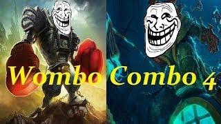 Wombo Combo 4: Blitzcrank + Thresh (Suma y sigueee!!! :D)