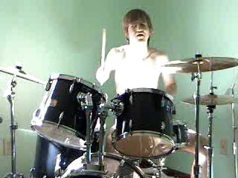 blink-182 Whats My Age Again? Naked Drum Cover STUDIO