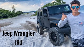 Buying My New Jeep Wrangler Unlimited JKU