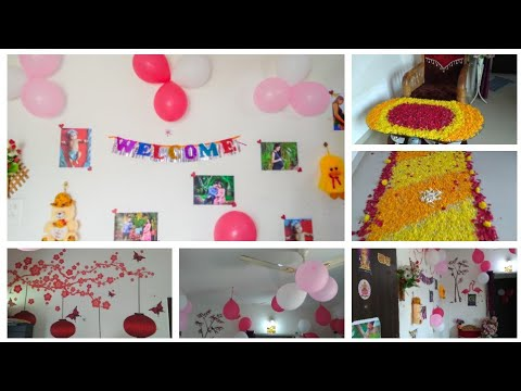 Baby Welcome Decoration Ideas Best Decorations 2020 Youtube