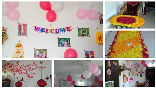 Baby welcome decoration ideas | Best decorations 2020