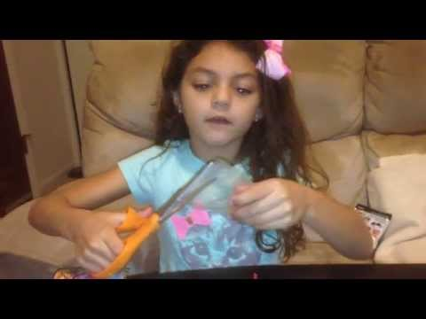 Blind bag surprise with Terah Love