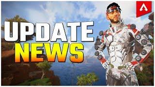 Apex Legends Update News! Bloodhound Passive + Team Deathmatch Mode + Mirage Buff Teased?