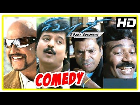 Sivaji Movie Comedy | Sivaji Movie full...