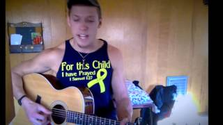 Eli Young Band - Crazy Girl (Cover) by Taylor Ray Holbrook