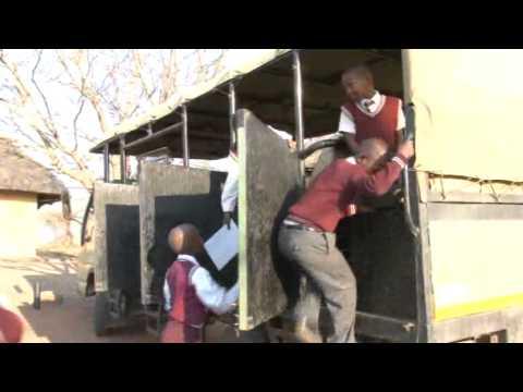 Ezemvelo KZN Wildlife S'fundimvelo Programme - Connecting a new generation