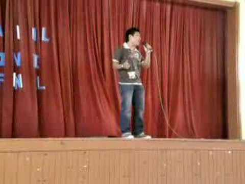 Nan Hwa Idol 2 Semi Final - Chong Chee Seong
