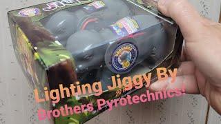 Lighting Jiggy by Brothers Pyrotechnics!