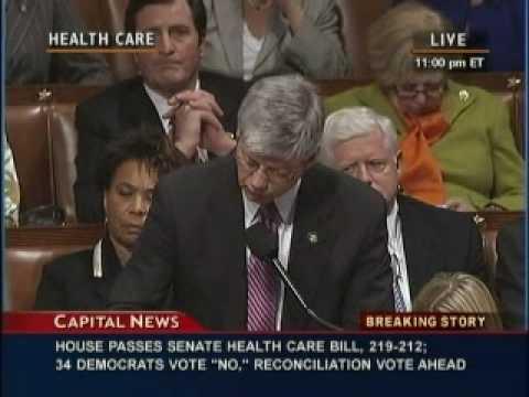 Shameless Bart Stupak Slams GOP For Pushing Stupak Amendment