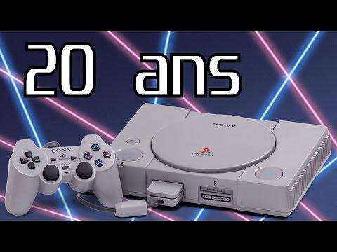 20 ans de PlayStation