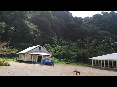 beautiful samoan island