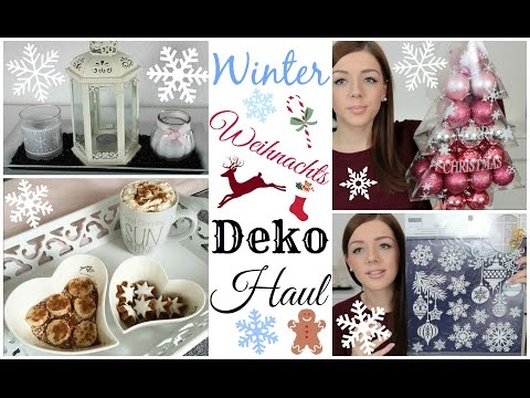 Home haul oktober tiger xenos tk maxx usw make it - Weihnachtsdeko nanu nana ...