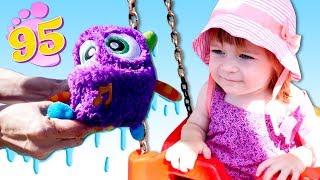 Бьянка на детской площадке в Турции - Привет, Бьянка
