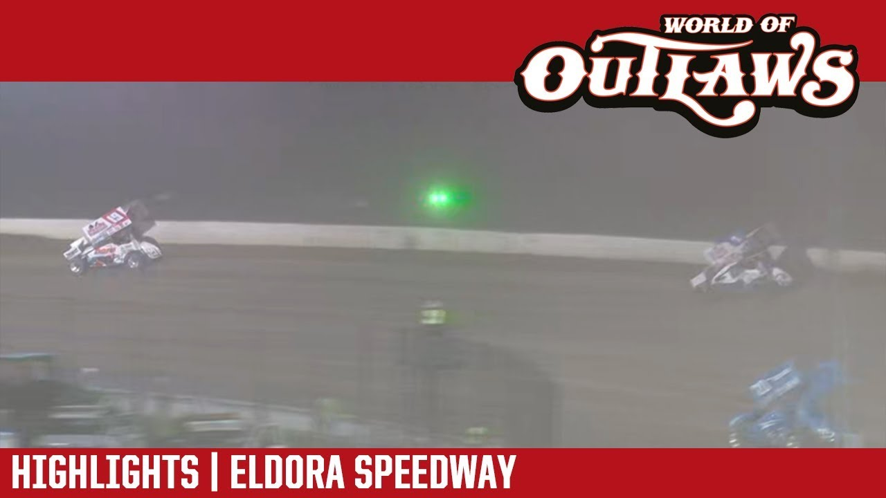 world-of-outlaws-craftsman-sprint-cars-eldora-speedway-september-21-2018-highlights