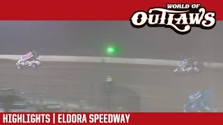 World of Outlaws Craftsman Sprint Car Series | Eldora Speedway 9/21/18