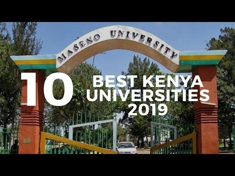 Top 10 Best Universities In Kenya 2019