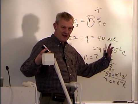 Physics 220  - Spring 2010 - Lecture 2 - Charging by contact, Inducation & Coulomb's Law