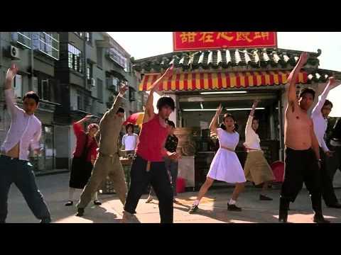 Châu Tinh Trì nhảy gangnam style ...