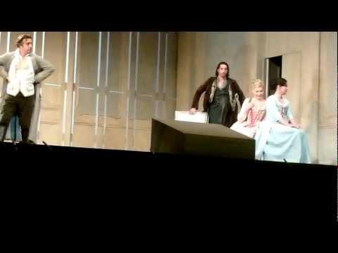 Non siate ritrosi, Ildebrando D'Arcangelo, Mozart, Così fan tutte