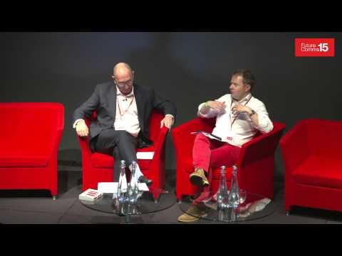Trust Me, PR is Dead - Interview with Robert Phillips #FutureComms15