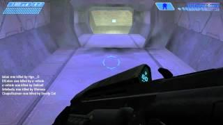 Halo I: Combat Evolved PC Slayer, Team Slayer - Map Blood Gulch - Prisoner - Hang