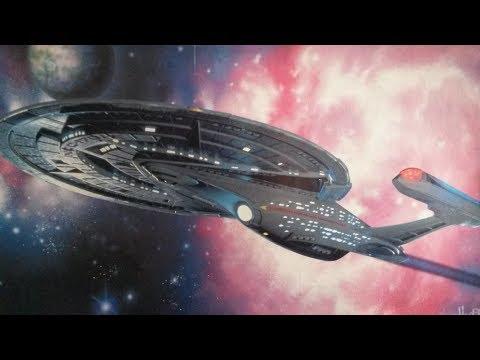 USS Enterprise NCC-1701-E Star Trek Insurrection