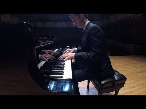 Drew Petersen at UIndy | Chopin Ballade No. 4