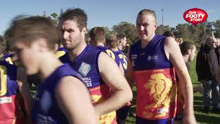 Great Western Football Netball Club - Coach and Players