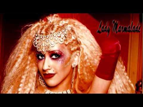 Christina Aguilera, P!nk, Lil' Kim & Mya - Lady Marmalade (Official Instrumental)