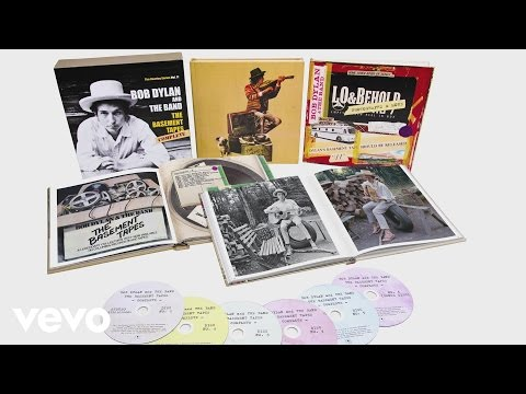 Bob Dylan & The Band - The Basement Tapes Complete Trailer - Full Length Version