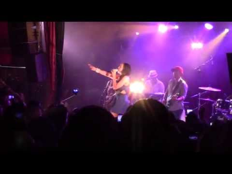 Alaine - Without You + Dreaming of You @ Live at Cabaret Sauvage (Paris, 07.07.2015)