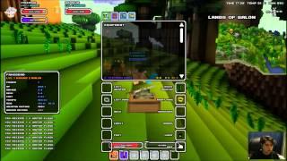 Multi - CubeWorld | Bölüm 1 | Çok güçlüler :(