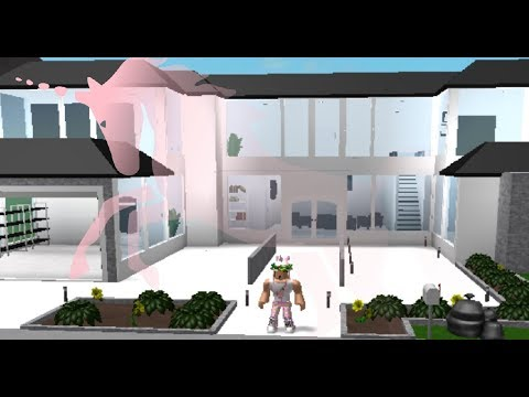 Roblox welcome to bloxburg 2 story modern house requested