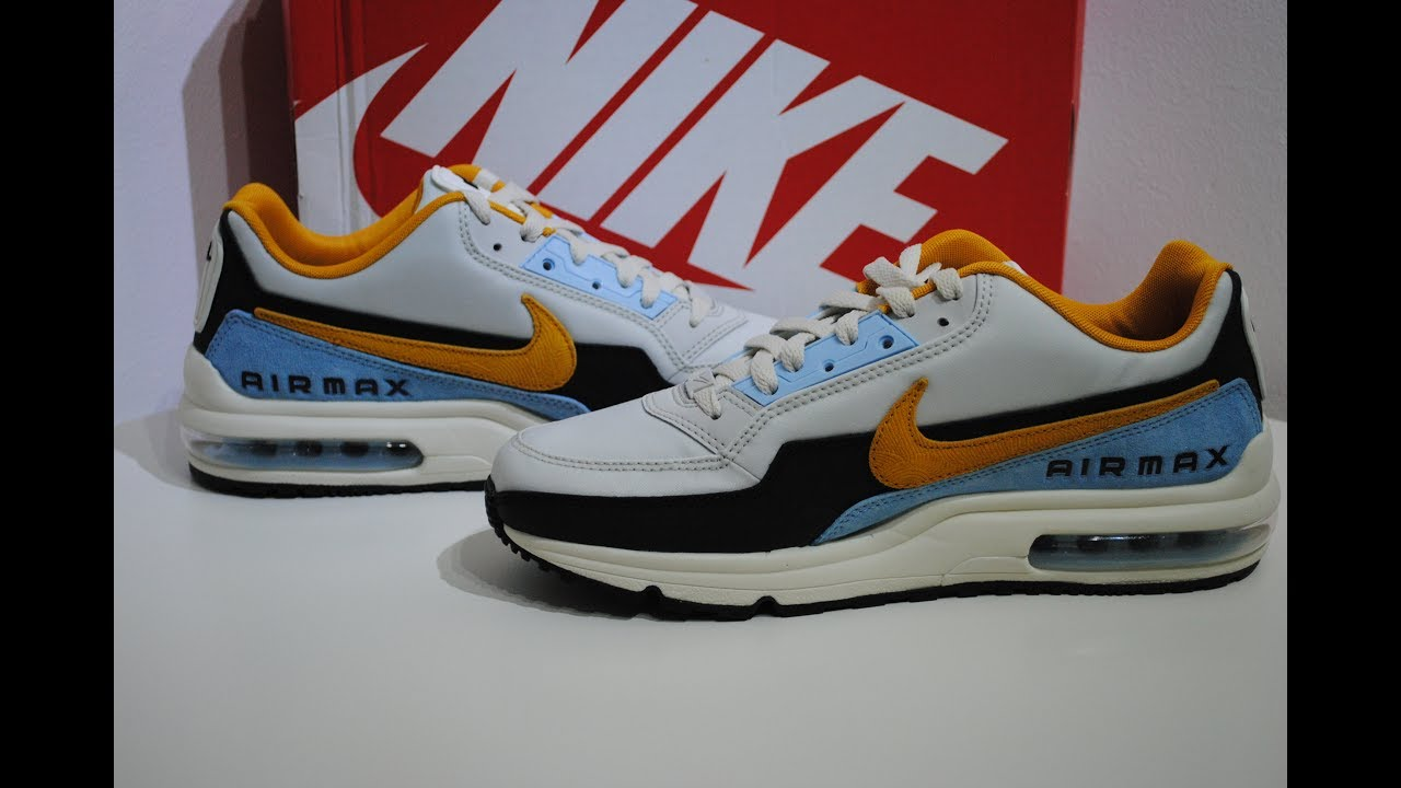 Nike Air Max Ltd 3 Light Bone By Gold Leaf Product Presentation By Bone 6aa9f7