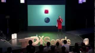 心、本能からの表現方法を世界に伝えていきたい。| Yuko Sumida Jackson (ユーコ・スミダ・ジャクソン) | TEDxSeeds 2012