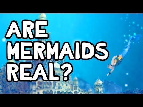 Are Mermaids Real? Tails of the Blue: The Mermaid Adventure Begins Episode 1. Totally TV