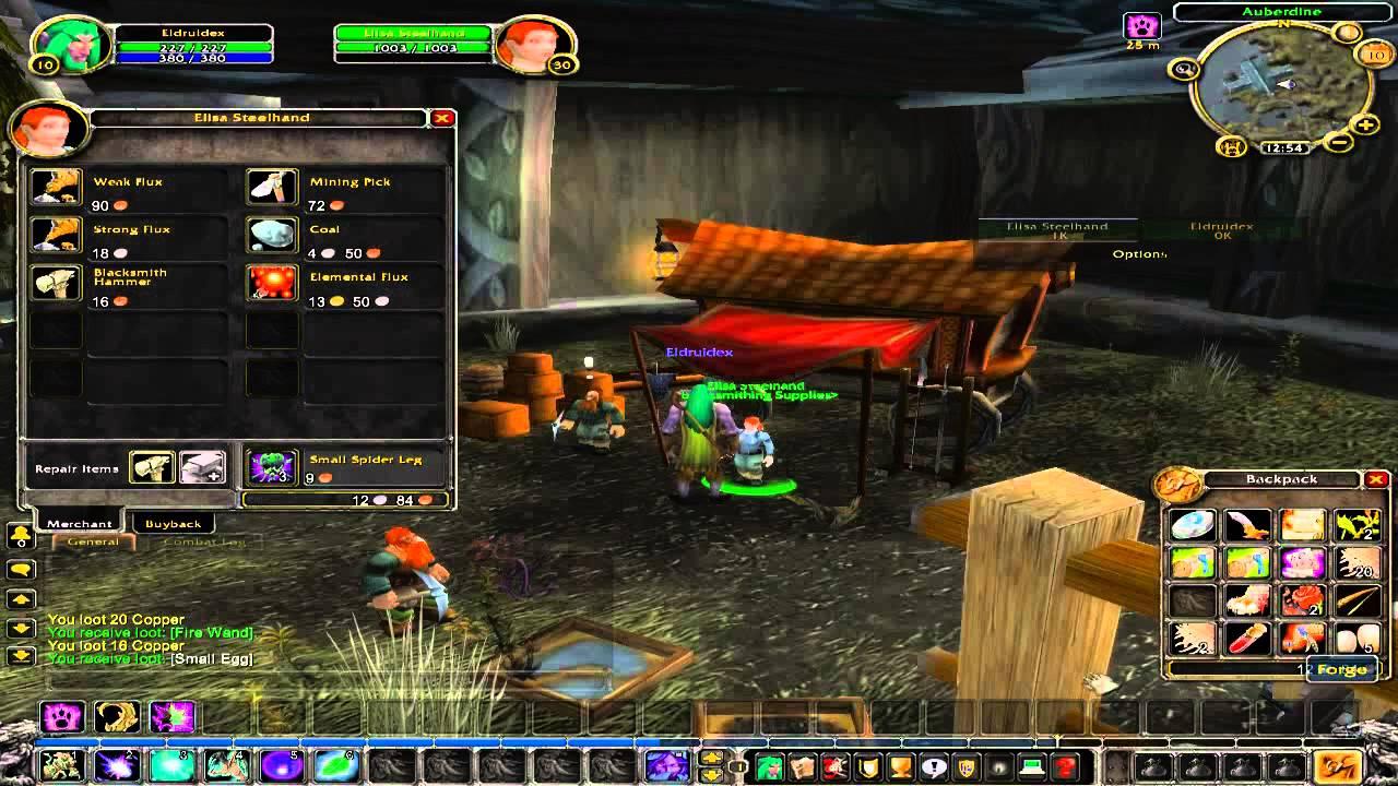 World of Warcraft en WOWArg Misiones Druidas Parte 2 Misión Cuerpo y ...