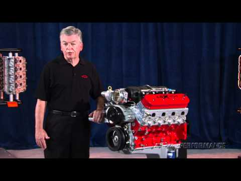 Chevy Performance's LSX454 - Big Block Power in a Small Block Package!