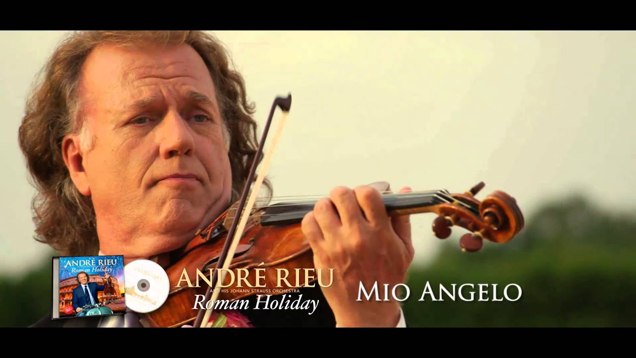 André Rieu about 'Mio Angelo'
