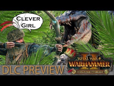 The Hunter & The Beast - TOTAL WAR: WARHAMMER 2 DLC
