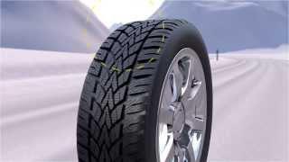 Dunlop Winter Response 2. Plus 7%* de traction dans la neige