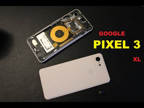 Google Pixel 3 XL How To Replace Back Glass ( Within 5 Mins )