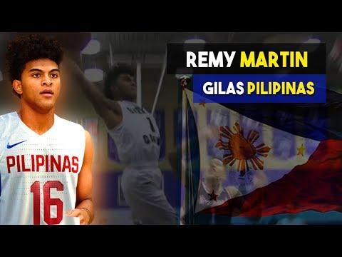 Sino si Remy Martin? | Filipino in NCAA 2018 | Gilas Future Star Player
