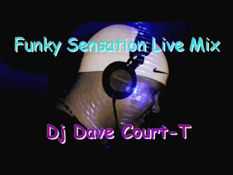Funky Mix Live by Dj Dave Court-T(AKA Dj Kurthy) Party Dj, R